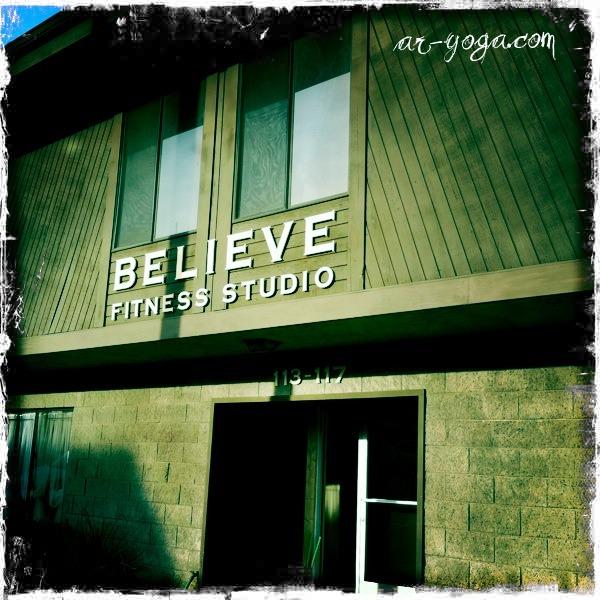 believe building