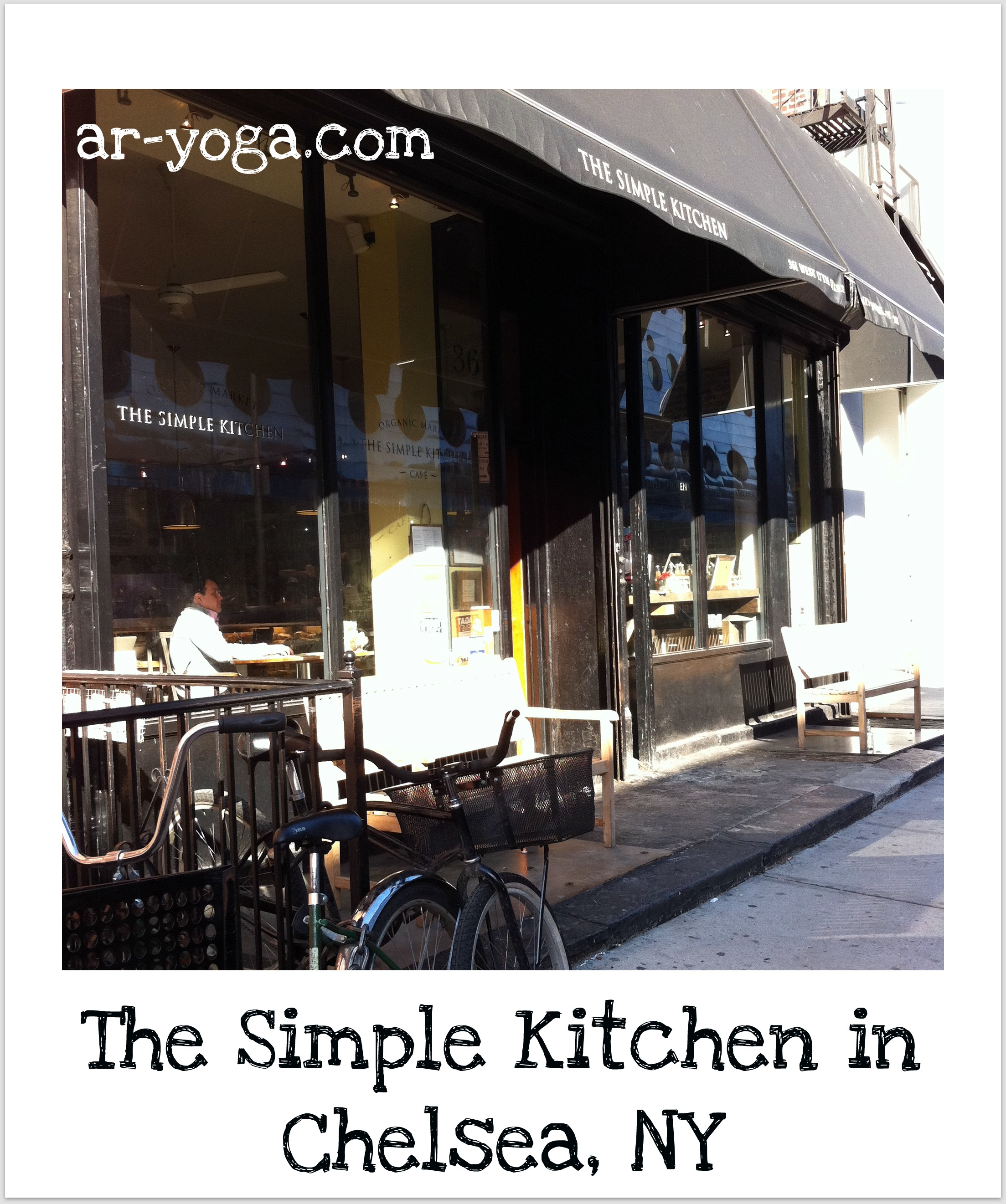 the simple kitchen NYC