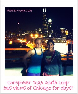 core power yoga south loop view