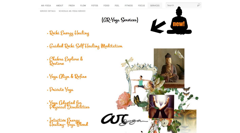 ar yoga services NEW