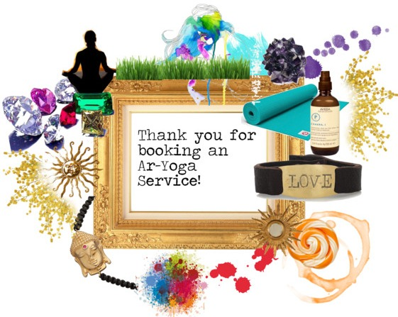 thank you from ar yoga